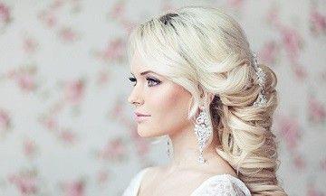 зачіски на весілля своїми руками