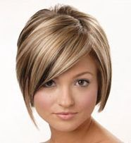 Зачіски для круглого особи: 30 відмінних варіантів!