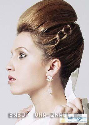 зачіски в стилі ретро