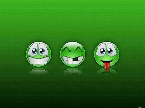 Посмішка як один з незвичайних способів самовираження