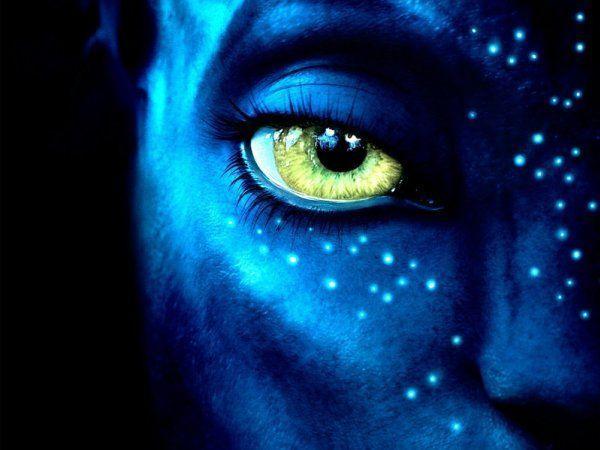 Нейтірі - аватар з цікавого фільму