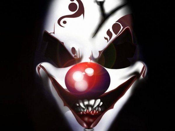 Злий клоун для аватарки в «Стім» - незвичайне рішення