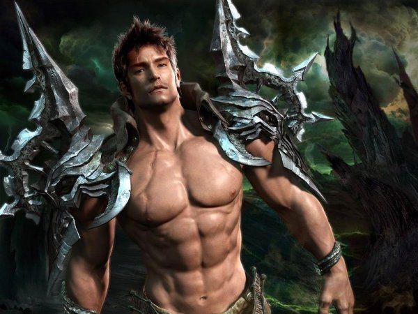 Войовничий лицар-лучник - тільки хлопцям
