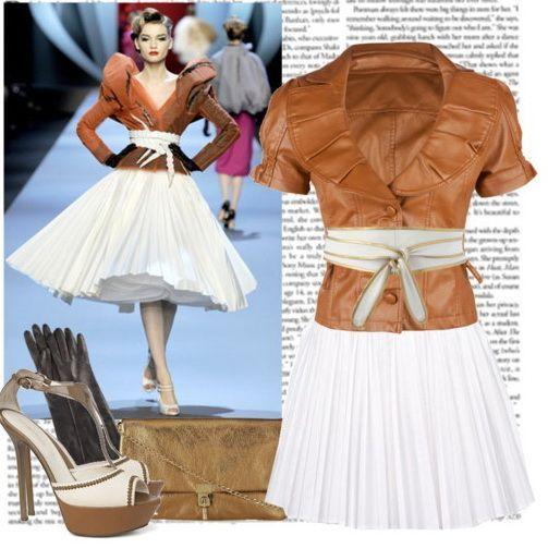 Пишні спідниці в моді