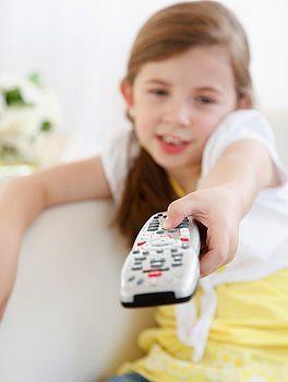 Дитина повинна дивитися телевізор!