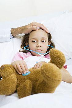 Дитина захворіла: що робити?