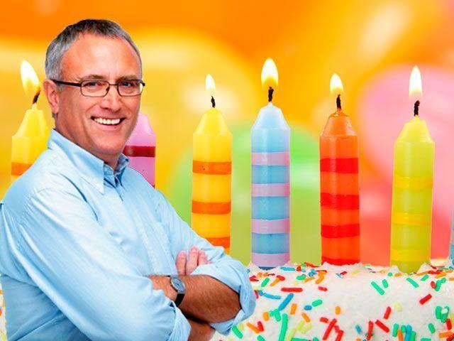 З днем народження поздоровлення 50 років чоловікові, до дня народження привітання