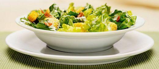 Салат цезар - готуємо вдома!