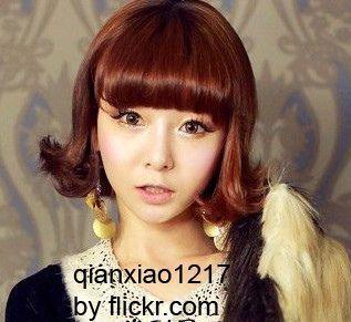 Корейська зачіска своїми руками