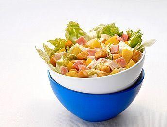 Найсмачніші салати з курки