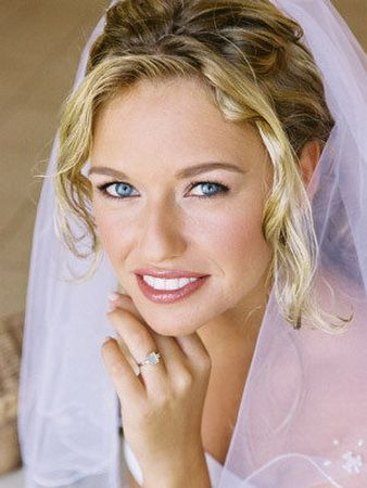 весільний макіяж фото