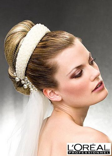 весільні зачіски на довге волосся