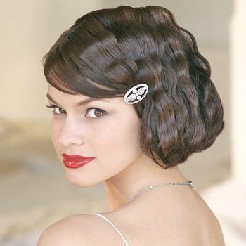 Які зачіски підійдуть до довгої чубчик. Фото з сайту ocharovatelnaya.ru