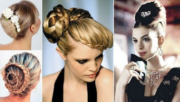 Експерименти в області весільних зачісок. Фото з сайту weddingindustry.ru