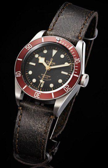Tudor heritage black bay: чоловічий годинник з характером (відео від спонсора)