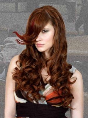 Пишне волосся