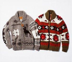 Види чоловічих светрів - відмінність по типу коміра і тканини