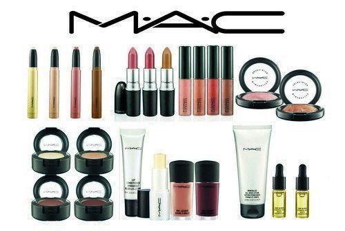 Косметика MAC для особи