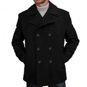 Зимове чоловіче пальто з капюшоном - побіжний огляд дафлкот в московських магазинах